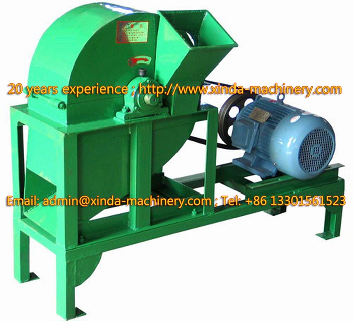 wood crusher and mill machinery