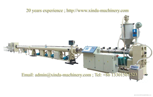 20-75mm PE PP pipe production line