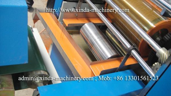 PVC sheet printing line