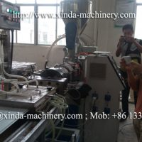 PVC ceiling panel production line