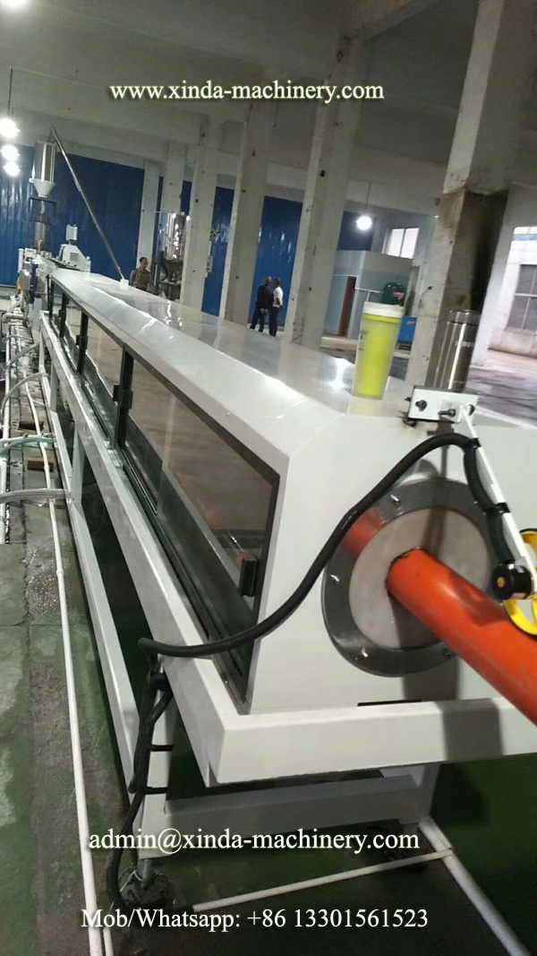 MPP PPR pipe making machine