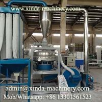 plastic mill machine