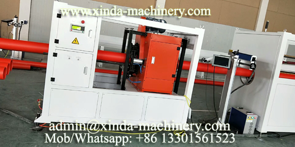 PPR PP pipe making machine