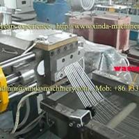 PE PP granules making machine