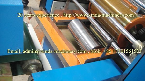 PVC edge banding printing line