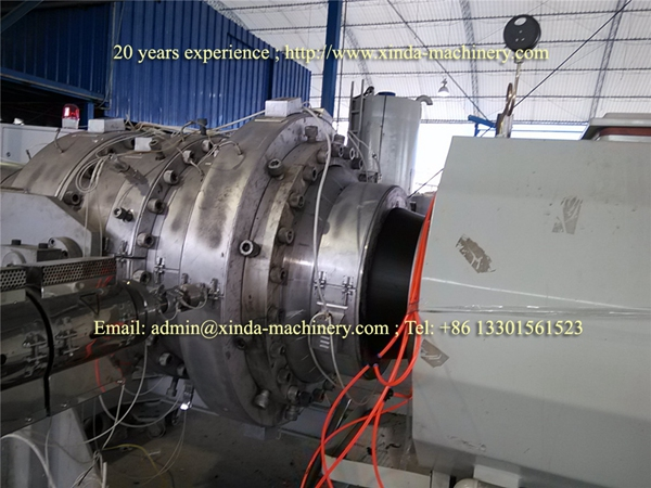 75-250mm PE PP pipe production line