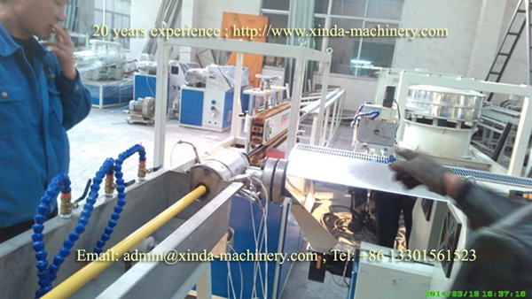 steel pipe coating machine