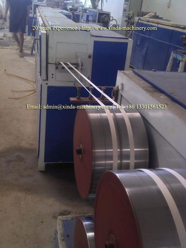 PP strap making machine