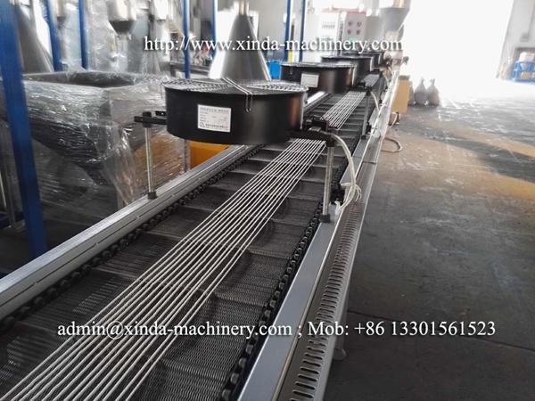 TPE TPR granules production line
