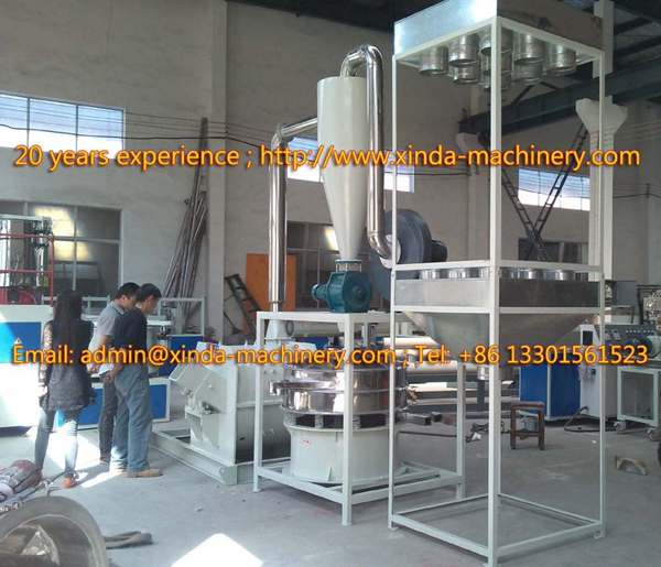 Mill machine