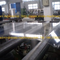 PET rigid sheet production machinery