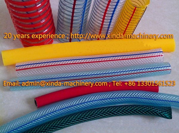 PVC fiber pipe machinery