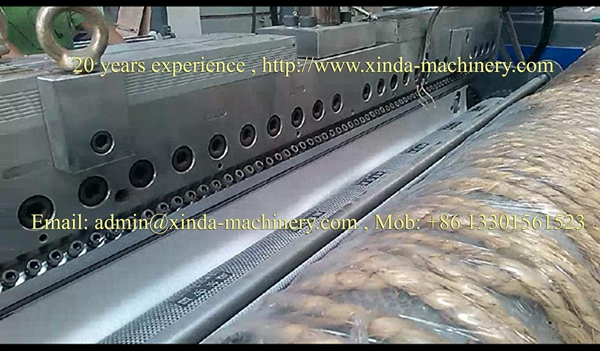 carpet coating machine