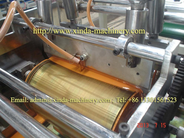 rubber printing roller