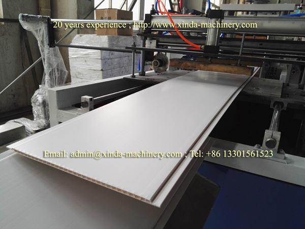 PVC ceiling printing line
