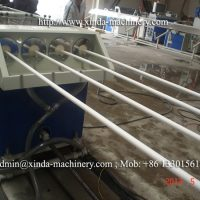 PVC pipe machine 4 output