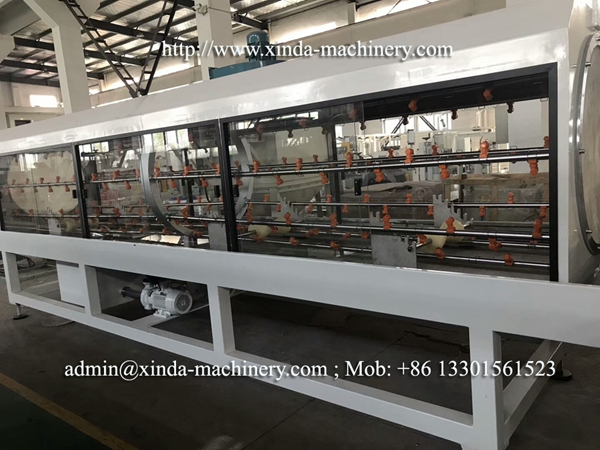 1000mm PVC pipe making machine