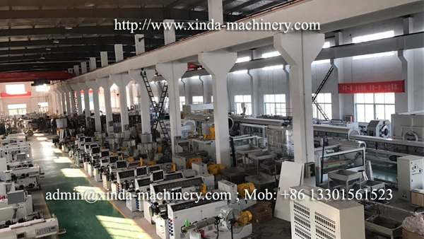 1000mm PVC pipe production line