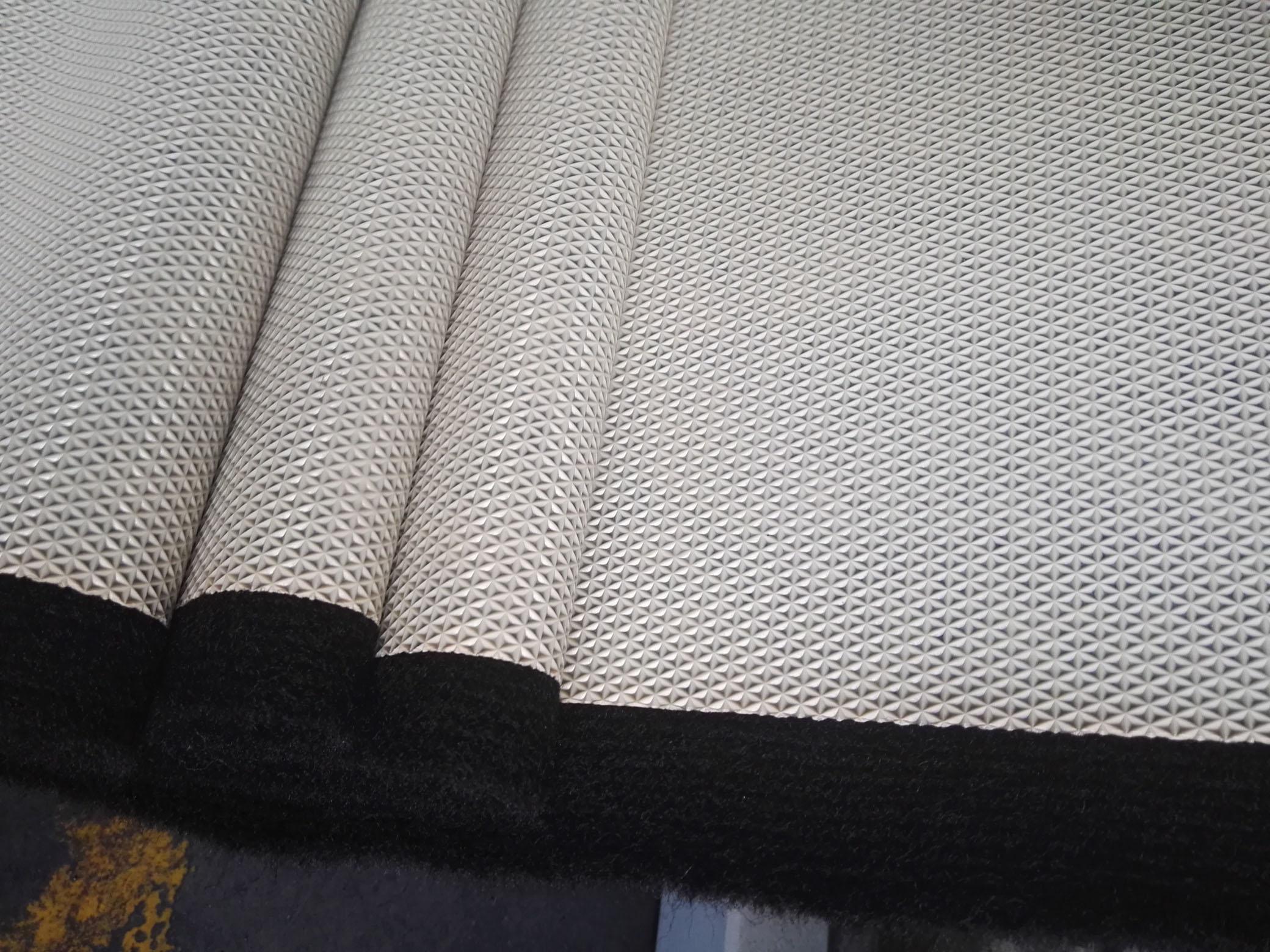 carpet backing machine