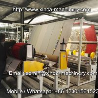 carpet backing TPR TPE machine