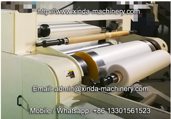 PP melt blown filter fabric machine