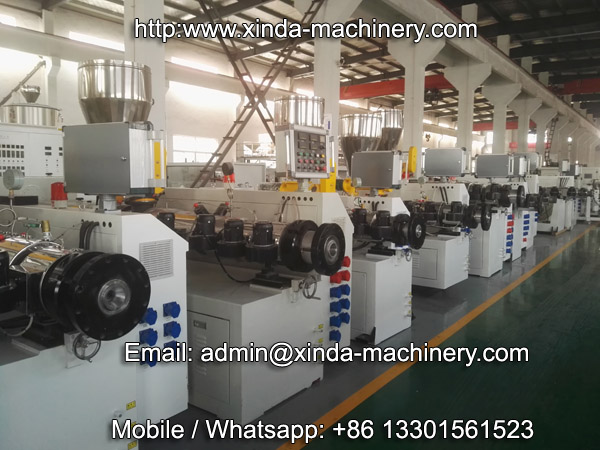mask PP melt blown fabric extrusion line