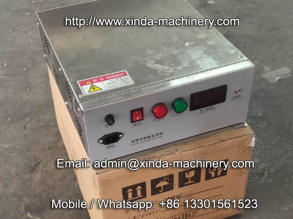 electrostatic electret equipment