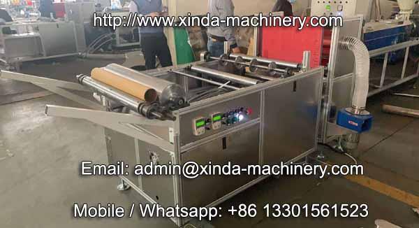 PP melt blown fabric machine