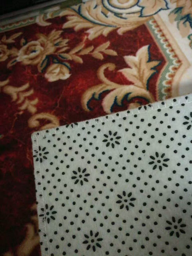 carpet backing PVC dots machine