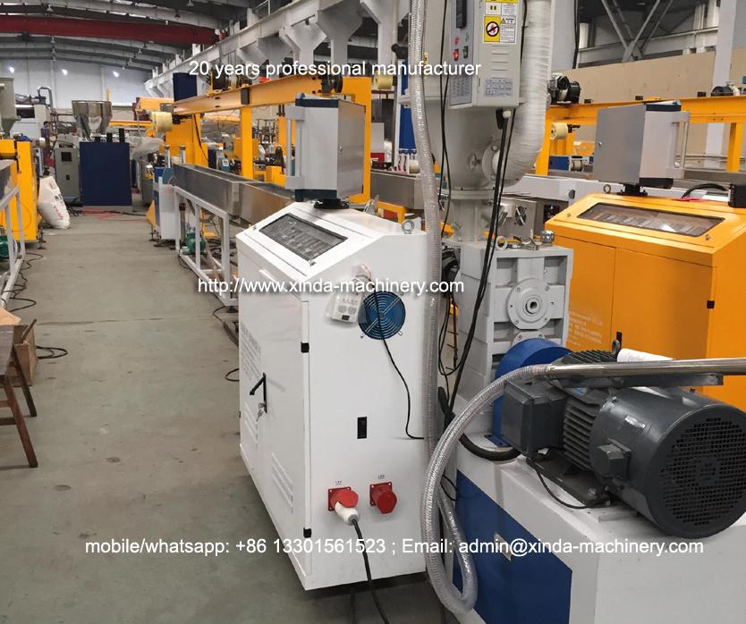ABS PLA 3D printer materials filament making machine