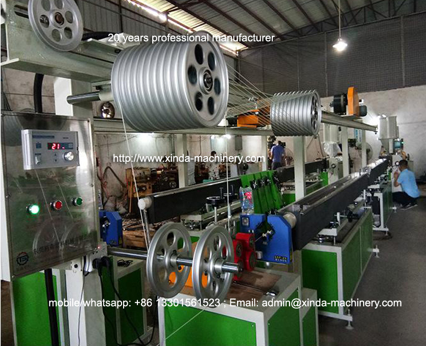 ABS 3D printing filament production line
