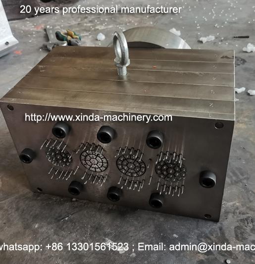 MBBR bio-media filler pipe machine
