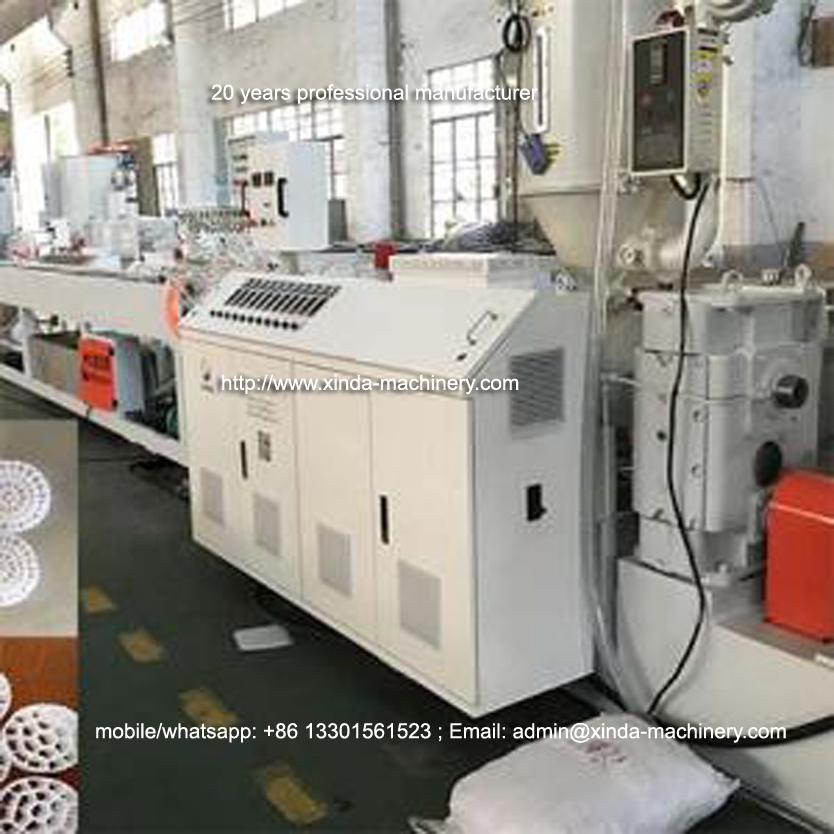 MBBR bio-media filler making machine